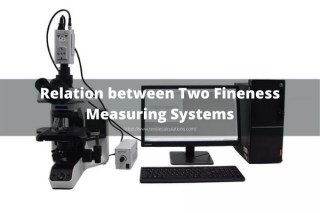 Relation between Two Fineness Measuring Systems