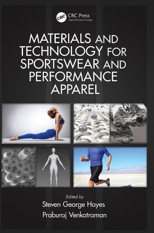 Materials and technology for sportswear and performance apparel