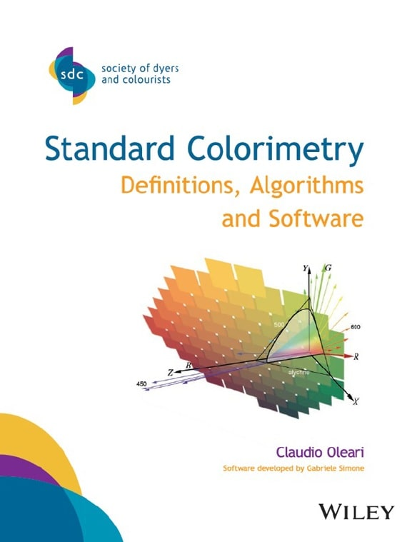 Standard colorimetry - definitions, algorithms and software