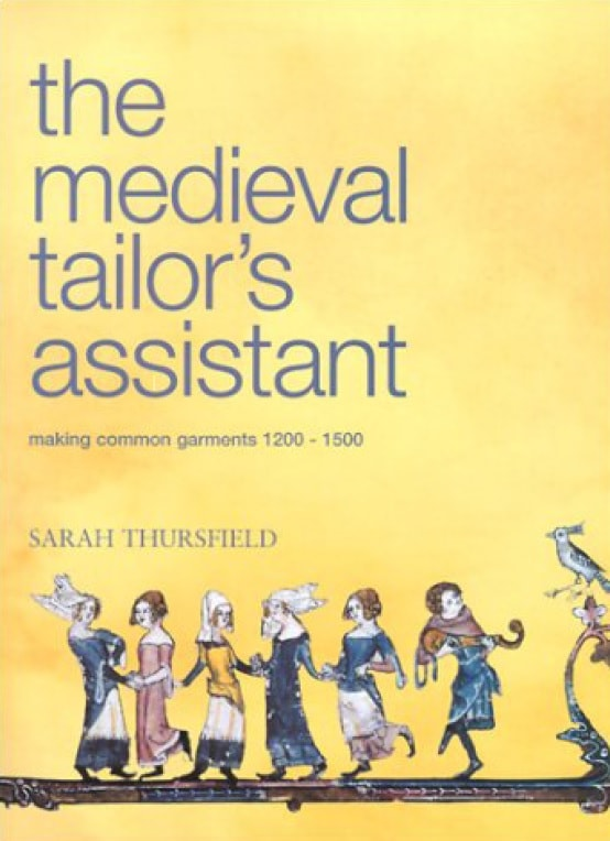 The medieval tailors assistant - making common garments