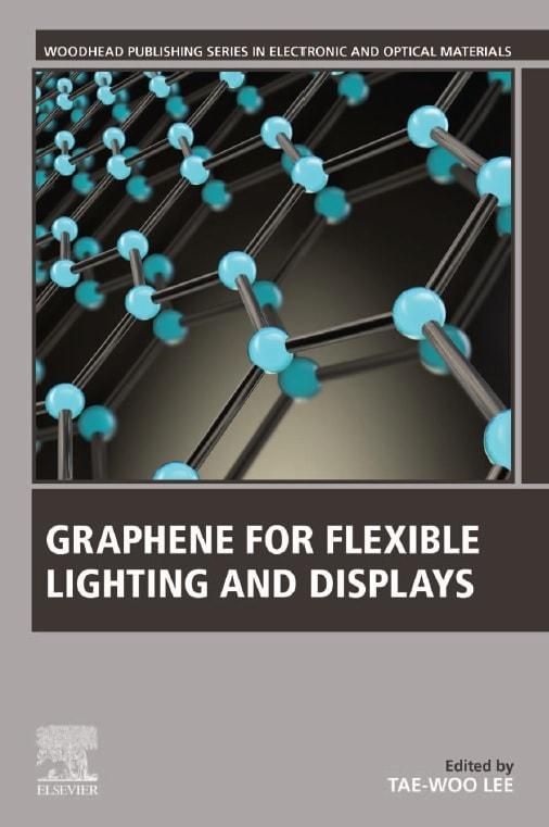 Graphene for flexible lighting and displays