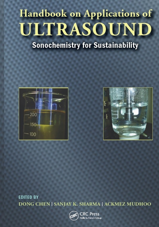 Handbook on Applications of Ultrasound_ Sonochemistry for Sustainability