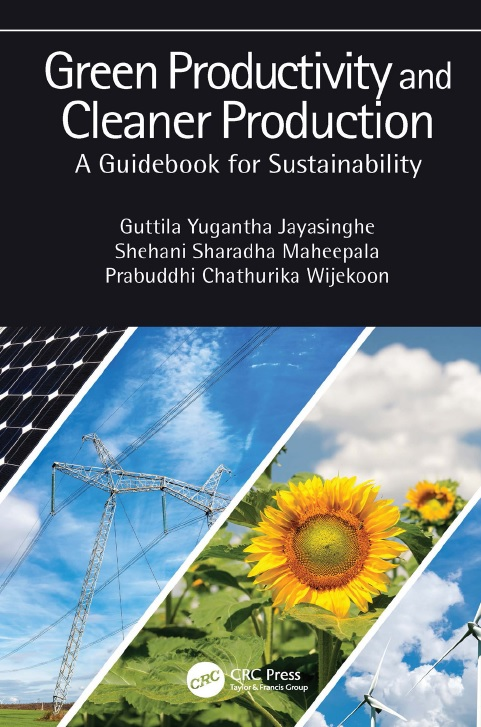 Green productivity and clean production_ a guidebook for sustainability
