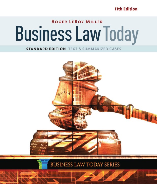 Business law today_ text and summarized cases