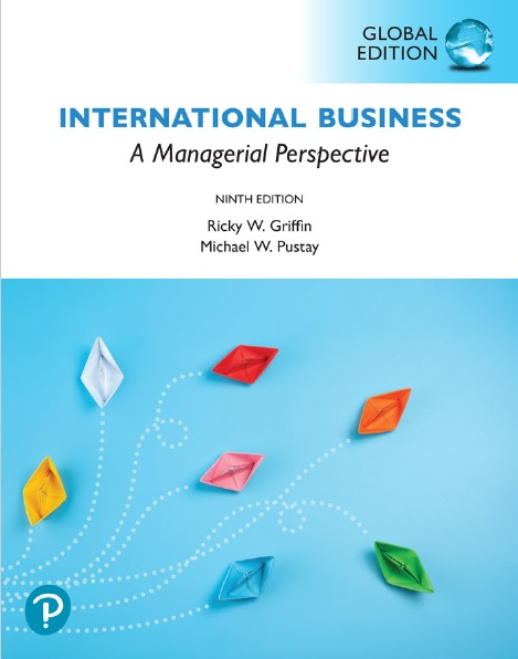 International Business A Managerial Perspective Ninth Edition