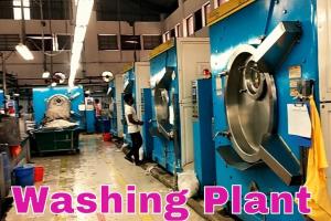 Process Flow Chart of Fabric / Garment Washing