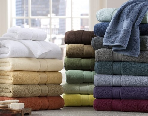 Flow Chart of Towel Bleach Wash
