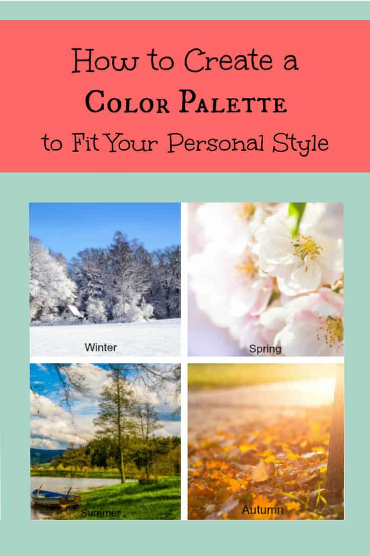 How to Create a Color Palette to Fit Your Personal Style - Textile Indie