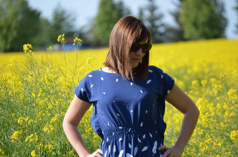 Schnittmuster Kleid Federleicht aus Volar von Lillestoff - Bild 5