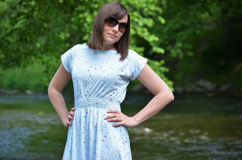 Schnittmuster Kleid: Federleicht Basisschnitt Sommerkleid - Bild 5