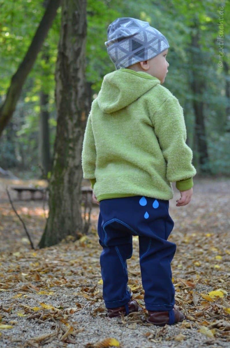 Flitz&Piep aus Softshell für kühle Herbsttage - Bild 1 | textilsucht.de