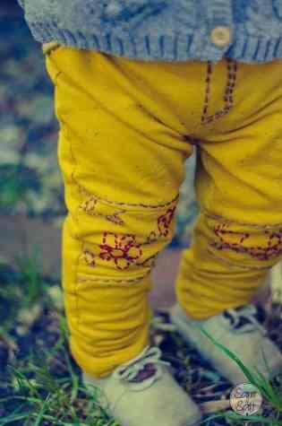 Kinderhose Steppo Designbeispiele