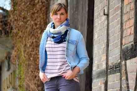 Schnittmuster Shirt Lilla mit U-Boot-Ausschnitt - Bild 5 | textilsucht.de