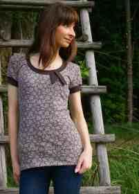 Schnittmuster Shirt Venla