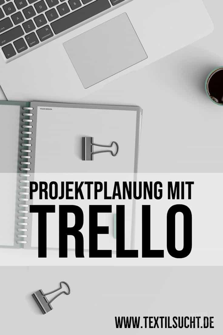 Projektplanung mit Trello