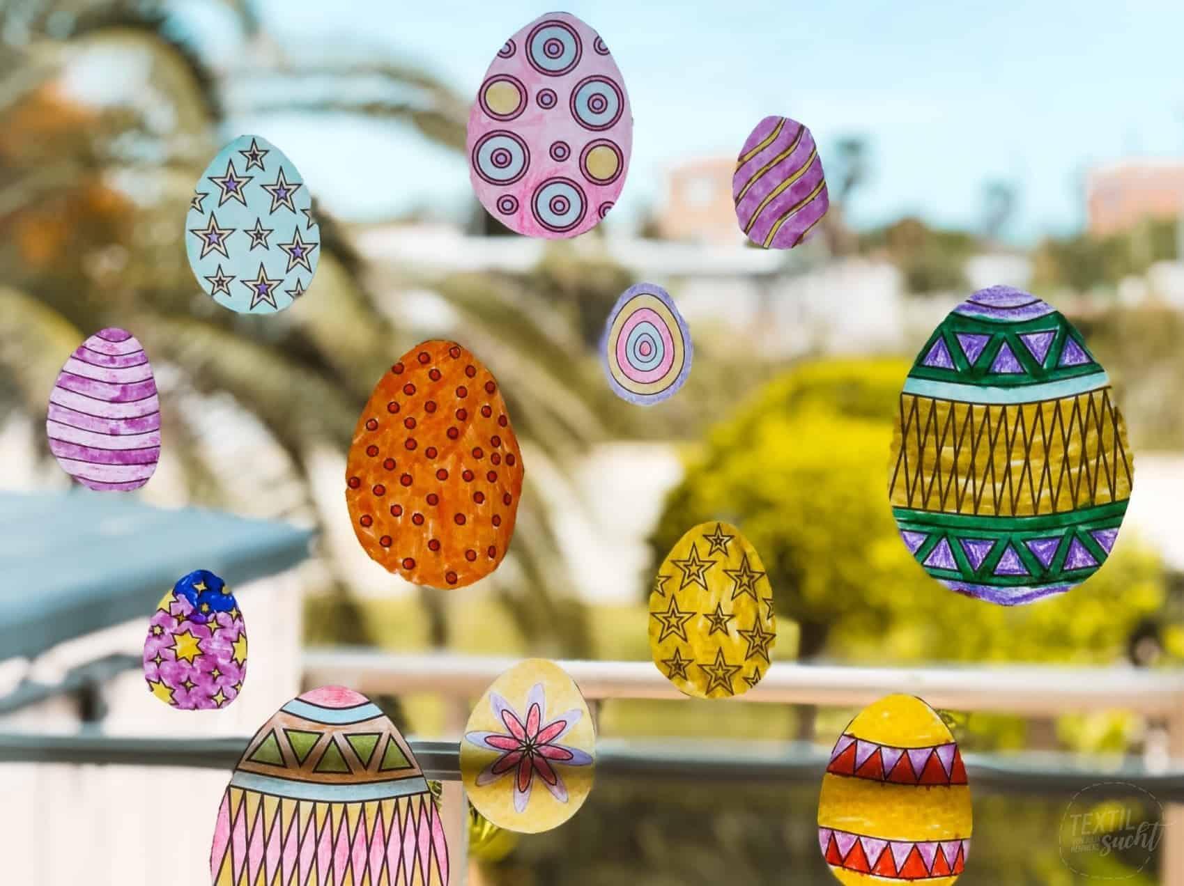 Malvorlage Ostern