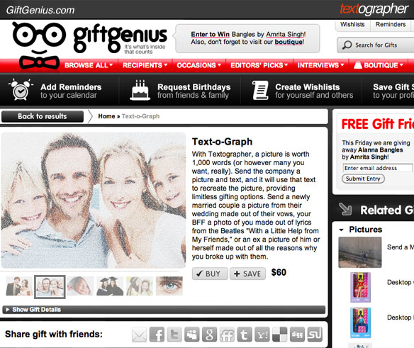 giftgenius.com
