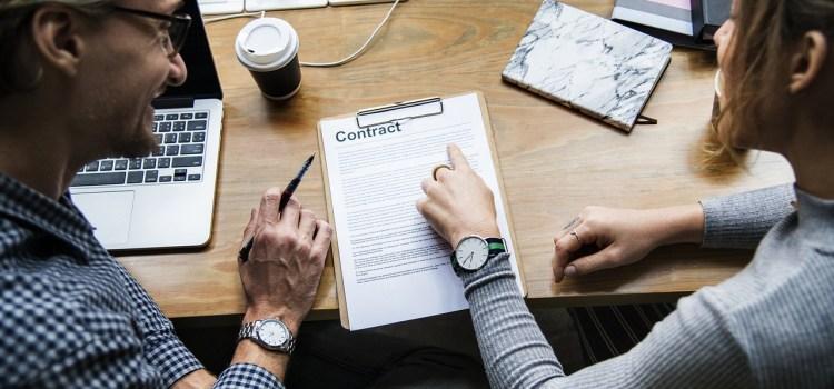 Contratos Amables: escribiendo resultados.
