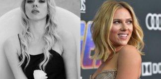 Kate Johansson y Scarlett Johansson