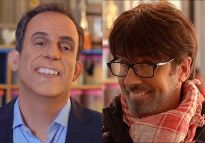 Alessandri y Jadue en la versión de Stefan Kramer
