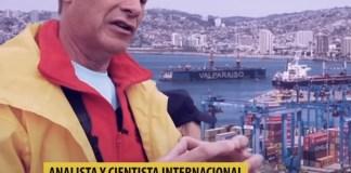 El analista de Doblao visitó Valparaíso