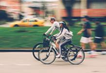 El ciclismo es una actividad que te beneficia mucho