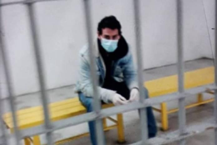 Pradenas está en prisión preventiva desde julio de 2020