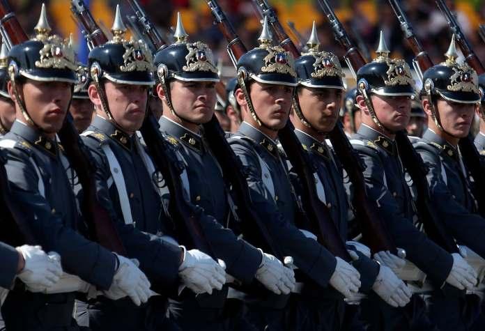 El Gobierno confirmó la realización de la Parada Militar