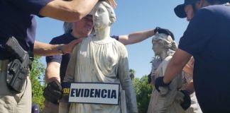 El empresario Raúl Schüler que se apropió de estatuas y monumentos públicos pagó un cuarto de lo demandado por el CDE