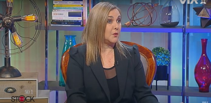 Pamela Jiles usó los datos de la encuesta CEP para burlarse de los candidatos presidenciales