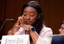 Simone Biles contó los abusos sexuales que sufrió a manos de un médico del equipo olímpico de EEUU.