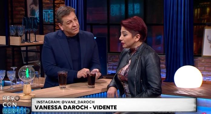 Vanessa Daroch le dijo a Julio César Rodríguez que sabe cuándo va a morir
