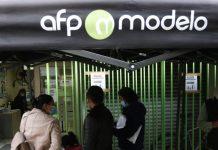 AFP Modelo comisión