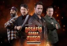Desafío sobre fuego Latinoamérica