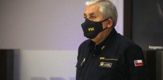 Ex director de la PDI Héctor Espinosa