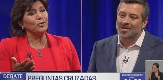 Yasna Provoste incomodó a Sebastián Sichel con pregunta sobre el lobby