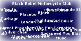 Music-Map Beispiel Placebo