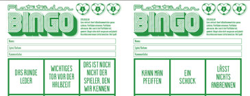 Platitüden-Bingo