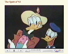 'The Sprit of 43' (Donald Duck)