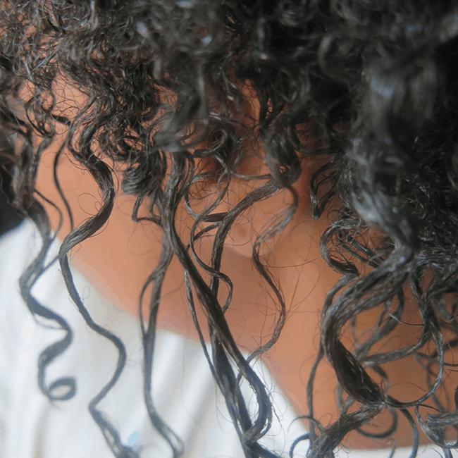 Heat Damage Hair