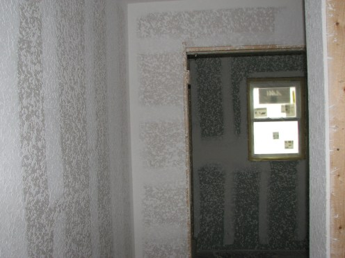 Drywall Finishing Knockdown Texture Walls and Ceilings