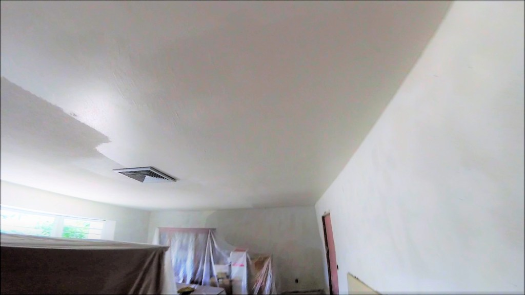 ceiling skim coat