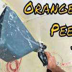 Orange Peel Tips- How to blend Orange Peel Texture on a Drywall Repair