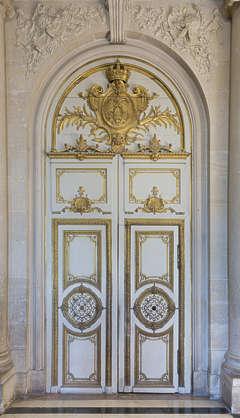 Doorsornate0386 Free Background Texture Door Double