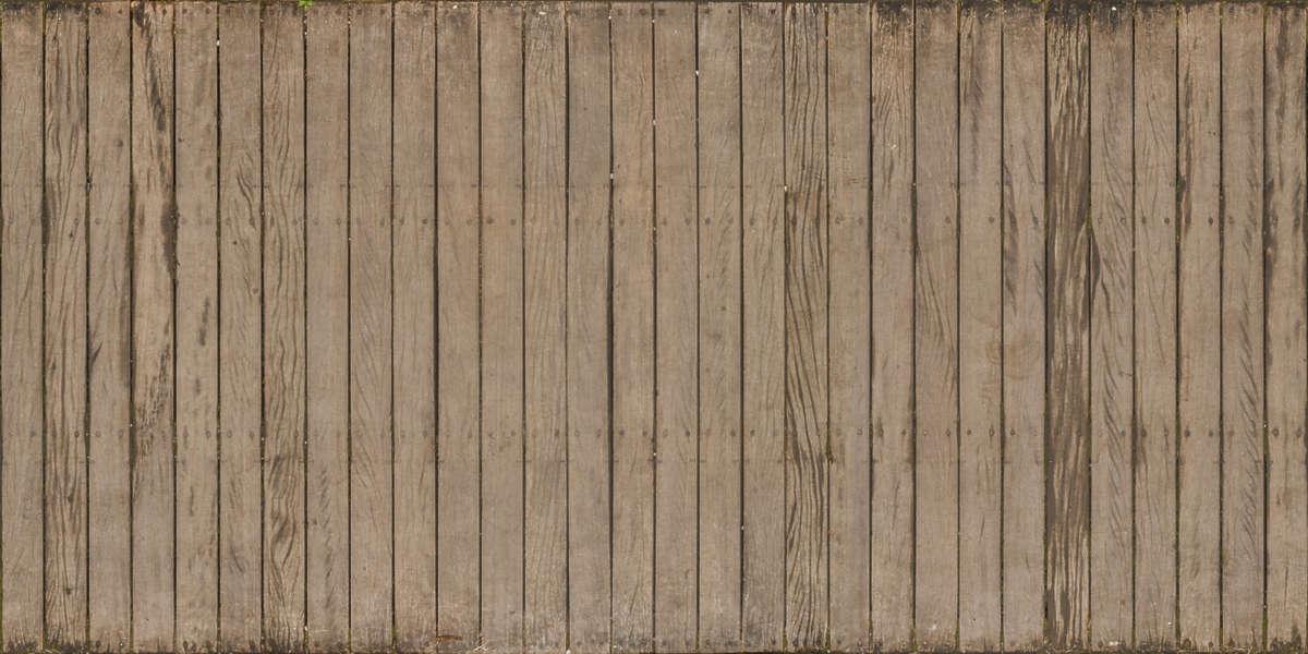 Wood And Metal Deck Railing
