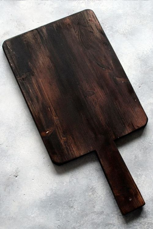 long brown cutting board photo food accessories
