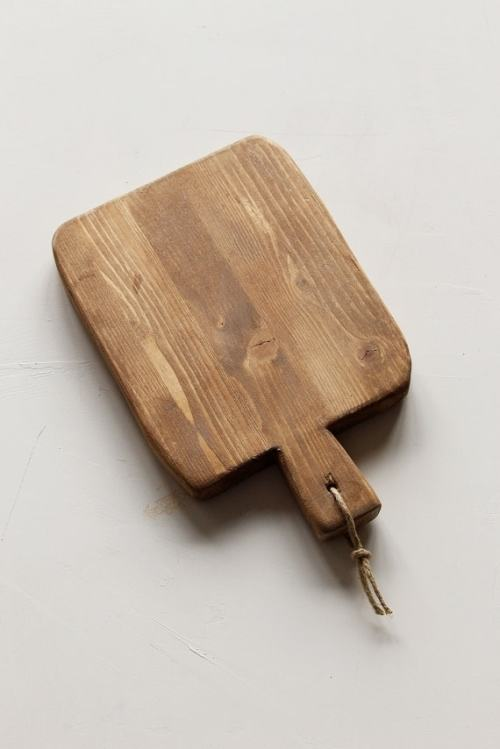 country wood chopping board