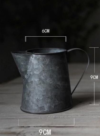 Tazza metallo