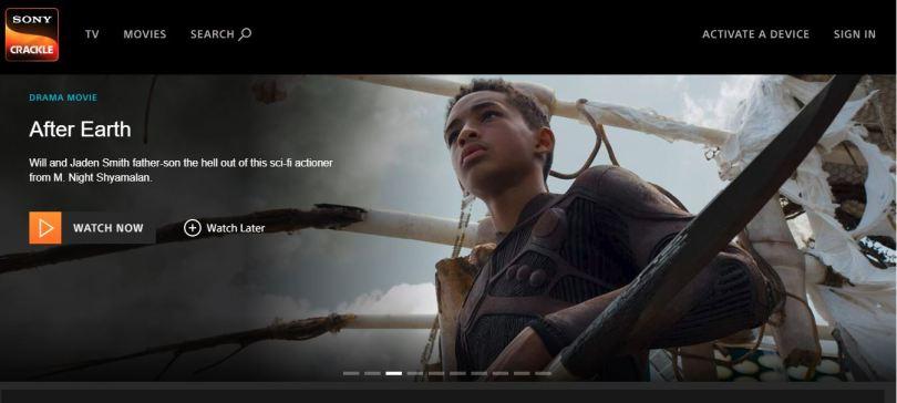 Sony Crackle - Watch Movies Online, Free TV Shows, & Original Online Series