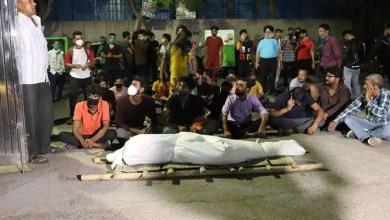 बदमाशों ने झगड़े के बाद गार्ड को कार से 500 मीटर तक घसीटा, हस्पताल में थोड़ा दम